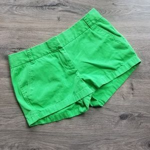 J. Crew Shorts Chino Broke In Sz. 6